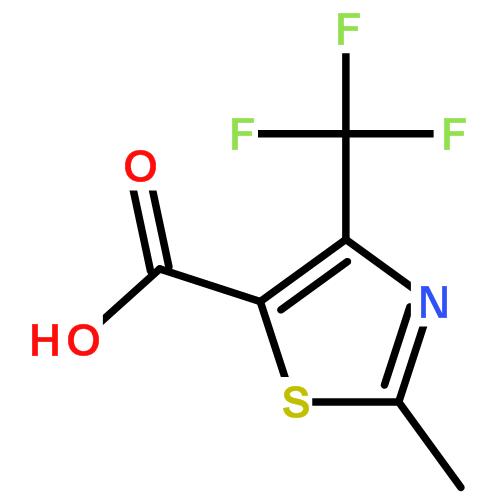 2-甲基-4-三氟甲基-5-噻唑甲酸