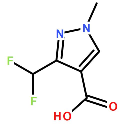 3-二氟甲基-1-甲基-1H-吡唑-4-羧酸